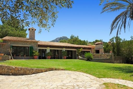Fantastische Villa in einer privilegierten Lage