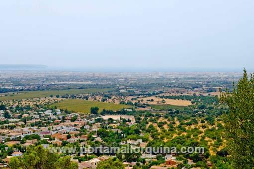Grundstück in Bunyola in privilegierter Lage