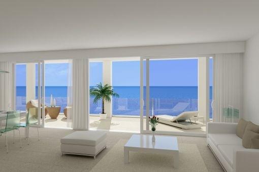 exklusive wohnung in cala moragues puerto andratx zum kauf. Black Bedroom Furniture Sets. Home Design Ideas