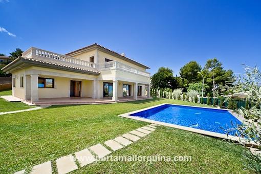 Luxuriöse Neubau-Villa in Santa Ponsa