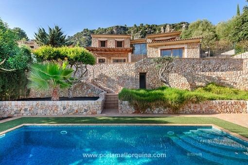 Einzigartige Villa in bester Lage mit tollem Blick