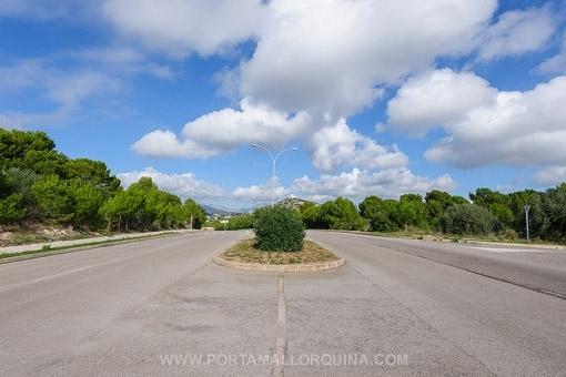 Gundstück in Santa Ponsa in der Nähe von Port Adriano