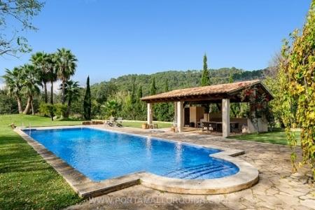 Wunderschöne Finca im perfekten Zustand in der Nähe von Palma