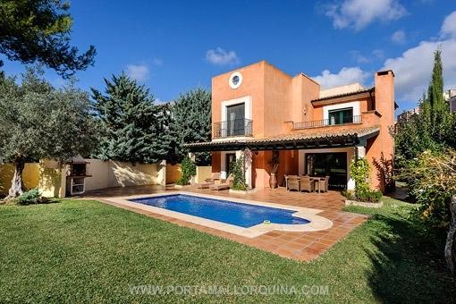 Immobilie direkt am Golfplatz auf Mallorca