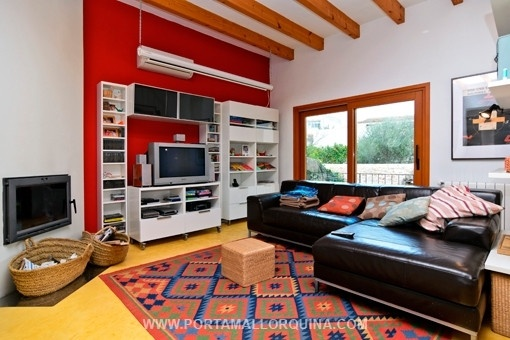 Dorfhaus mit viel Charme und Touristischer Vermieitungslizenz in Porreres - kaufen