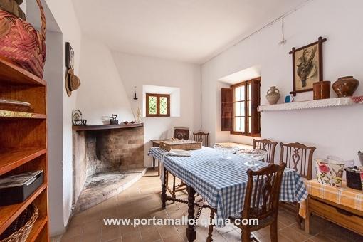Traditionelle, mallorquinische Küche