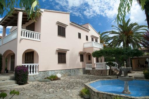 Schöne Villa im Herzen von Cala Millor