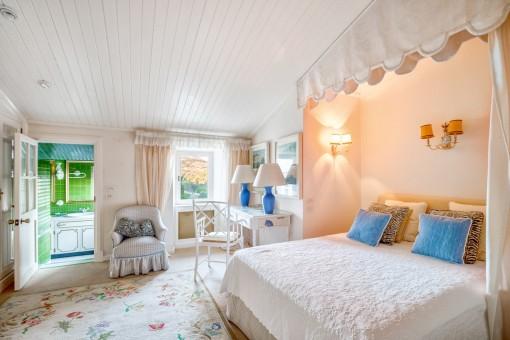 Eines von 10 Schlafzimmern