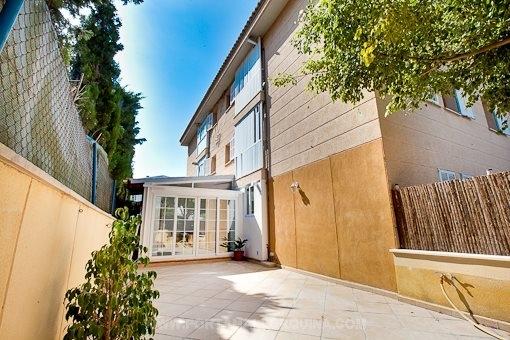 Erdgeschoss-Wohnung mit 2 Terrassen in bevorzugter Wohngegend in Bonanova
