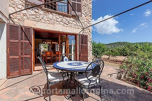 Gästehaus mit fantastischem Blick