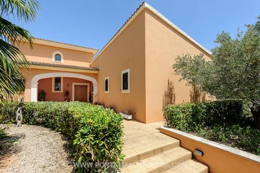 Villa mit 4 Schlafzimmern in ruhigem Wohngebiet, in Marratxi