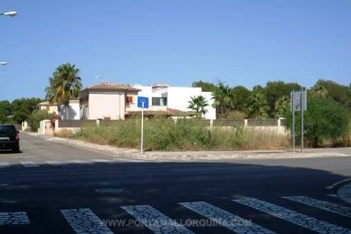 Baugrundstücke in Las Maravillas - Playa de Palma