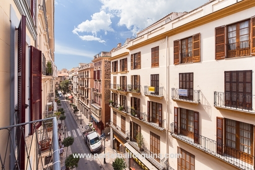 Palma-Old-Town-Apartment-View-Balcony