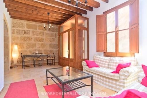 Hübsches, komplett renoviertes Stadthaus im Herzen der Altstadt von Alcudia