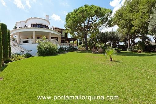 Herrschaftliche Villa mit Meerblick und traumhaftem Garten in Bonaire