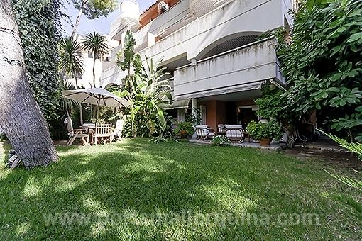 Gemütliche Erdgeschosswohnung mit privatem Garten