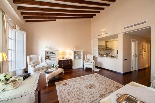 Schickes Penthouse in der Altstadt von Palma