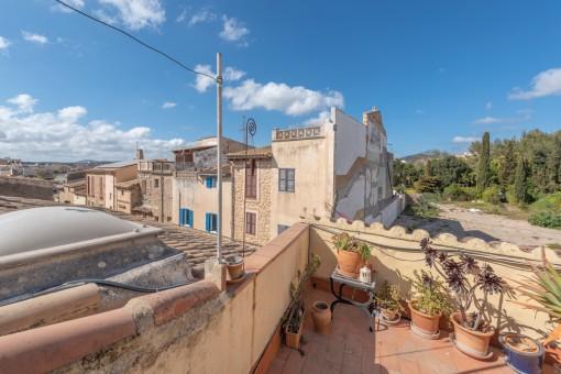Kleines Stadthaus mit Charme im Herzen von Artà