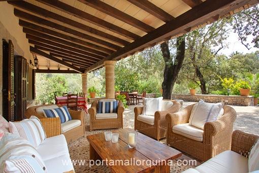 Stilvolle Villa, La Font-Pollensa