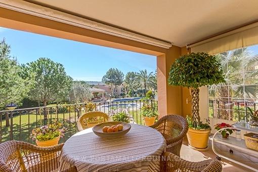 Traumhafte und luxuriöse Wohnung in Santa Ponsa