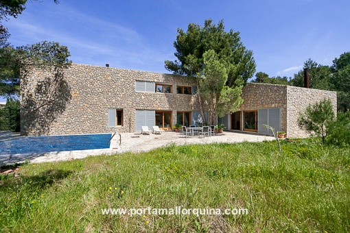 Moderne und helle Villa in Valldemossa