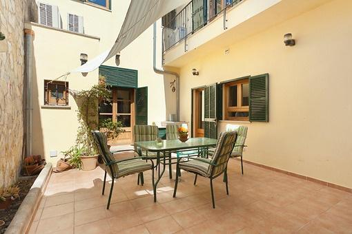 Schönes und komplett renoviertes Stadthaus in ruhiger Lage in Santa Margalida