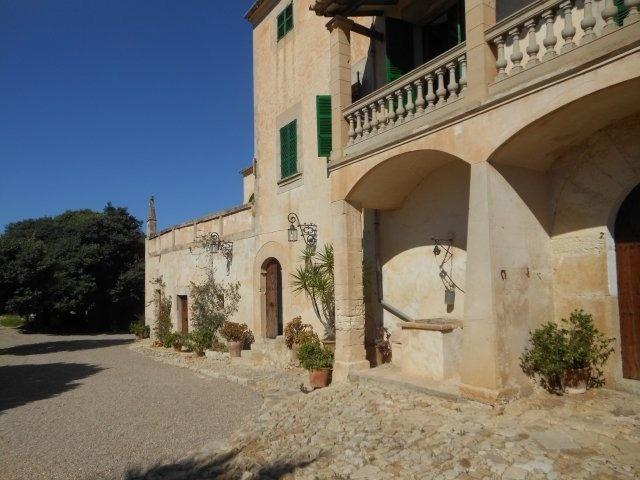 Wunderschöne Wohnung in einer Finca in mitten Mallorca