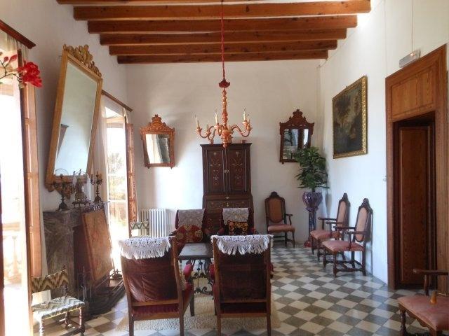Antiker Wohnbereich