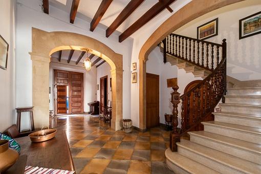 Charaktervolles, großzügiges Stadthaus in Llucmajor