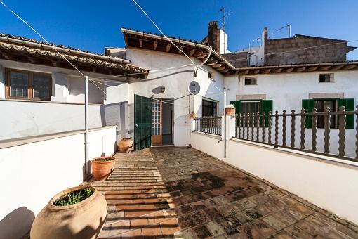 Großzügiges Penthouse mit Garage in der Altstadt von Palma