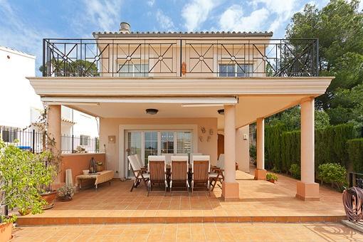 Wunderschöne, helle Einfamilienvilla in La Bonanova