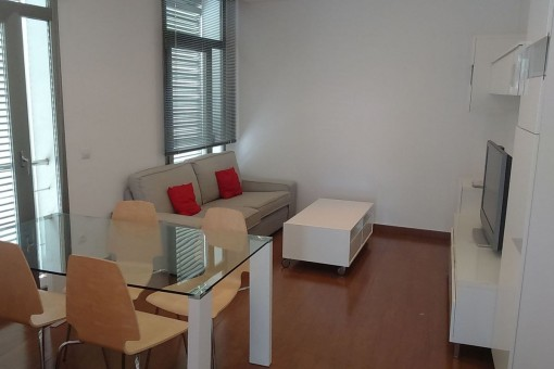 Duplex-Wohnung mit Dachterrasse in Puerto de Andratx