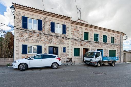 Stadthaus in Santanyí mit tollem Blick auf Sant Salvador und den Ort