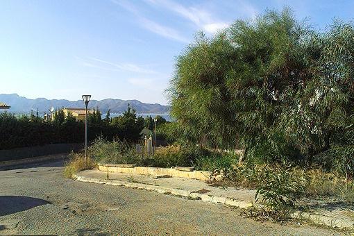 Eckbaugrundstück in bester Wohnlage von Bonaire bei Alcúdia im Norden Mallorcas