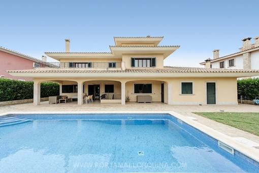 Villa in Cala Blava zur Langzeitmiete