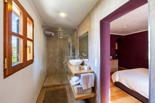Badezimmer Landhausstil Modern : Badezimmer Rustikal Modern: Disneip  Badezimmer Deko Modern U Eu E