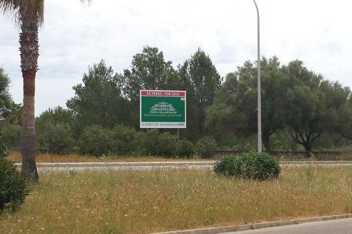 Weitläufiges Grundstück für Sportanlagen in hervorragender Lage in Santa Ponsa