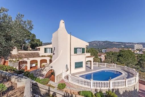 Villa in Palmanova zum Kauf