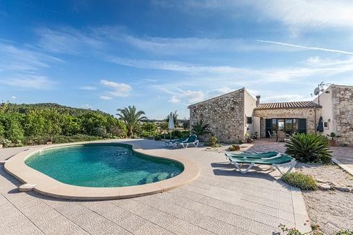 Landhaus mit beeindruckender Aussicht