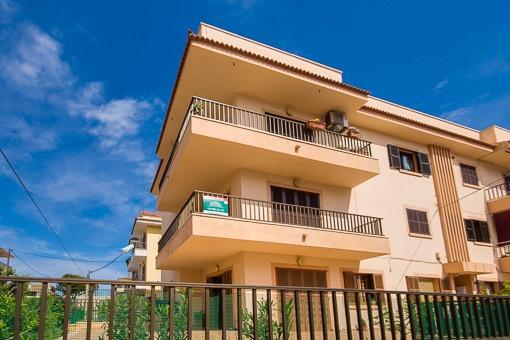 Die ideale Ferienwohnung in Can Picafort in Sichtweite zum Sandstrand