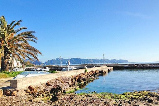 Der Hafen von Barcares
