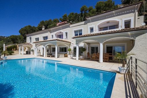 Fantastische Villa in Costa d'en Blanes