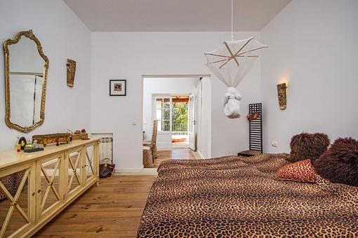 Schönes Schlafzimmer