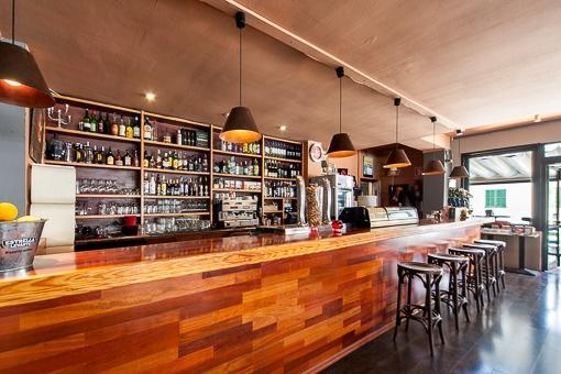 Restaurant-Tapas- und Cocktailbar