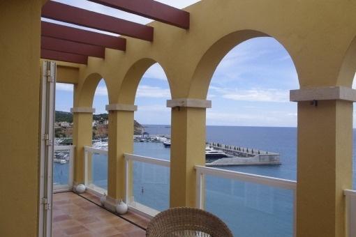 Spektakuläres Penthouse Nähe Port Adriano und Golfplatz Santa Ponsa