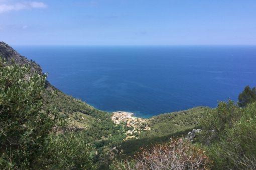Grundstück im idyllischen Hafen von Valldemossa