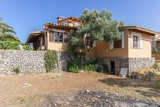 Haus mit beeindruckendem Ausblick ins Tal von Valldemosa