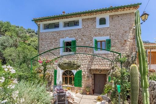 Ehemalige Mühle, zurückverwandelt in ursprüngliches Wohnhaus