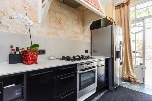 Exklusive Küche