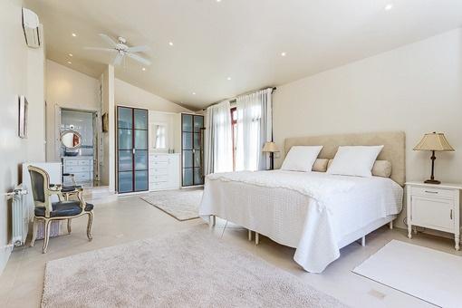Luxuriöses Schlafzimmer